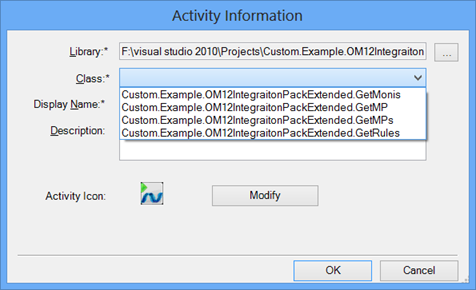 Using the Orchestrator Integration Kit (OIT) for Creating an